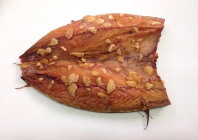 Auksti kūpināta skumbrija – Rojas delikatesse